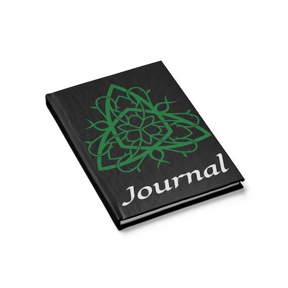 Celtic Tree Of Life Knot, Hardcover Journal, Ruled Line, Irish, Scottish, Welsh