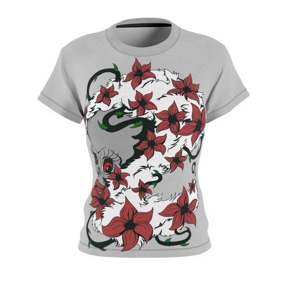 Hiding Behind The Thorns, Women's T-shirt
