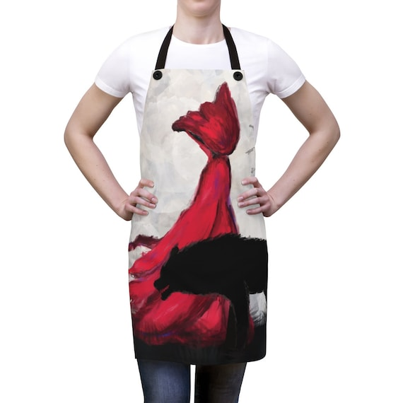Red Riding Hood And Companion Cookout Apron