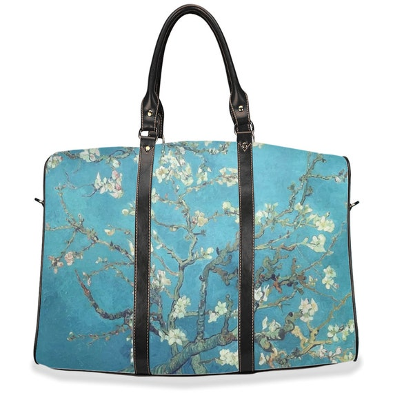 Almond Blossoms, Travel Bag, Vintage, Antique Painting, Vincent Van Gogh, 1890