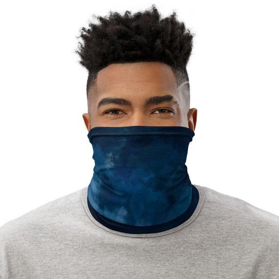 Blue Fog, Neck Gaiter, Headband, Bandana