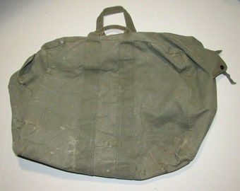 Vintage Original US Army Air Corps Khaki AN 6505 1