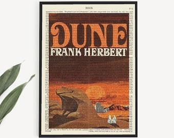 Dune Poster Etsy