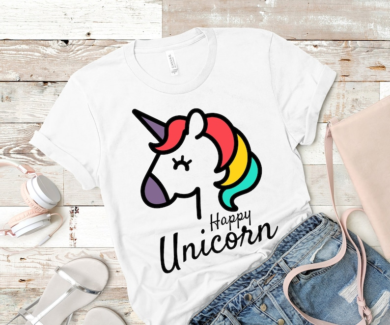 Unicorn T Shirt Unicorn Shirt Unicorn Gift Unicorn Face image 0