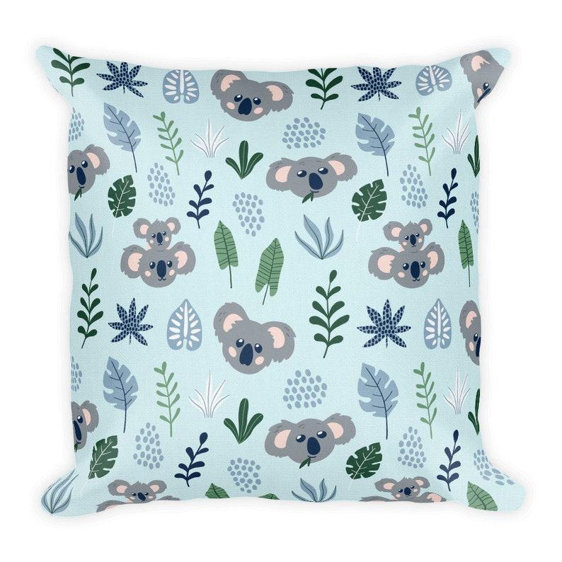 Koala Pillow Koala Gift Koala Lover Gift Koala Decor Cute image 0