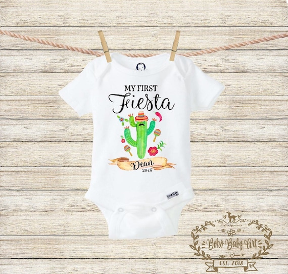 Succulent 1st Birthday Cactus First Birthday Cactus Onesie 1st Birthday Outfit Baby Girl One Birthday Personalized Cactus Onesie