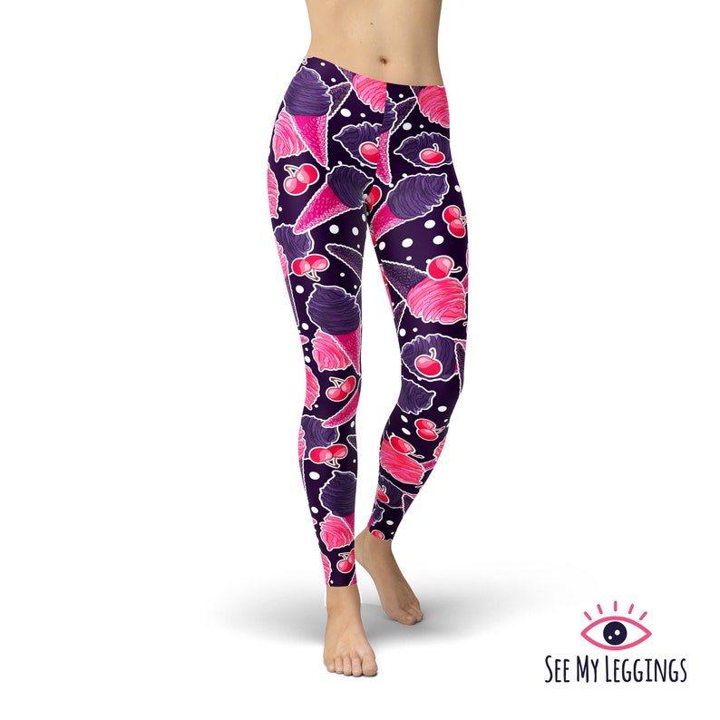 High Quality Woman Knit Print Leggings and Yoga Pants **FREE SHIPPING**