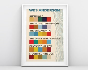 Wes anderson | Etsy