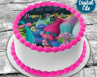 Home & Garden Baking Accs. & Cake Decorating Big Top Circus {lion} Edible Round Cake Topper Decoration