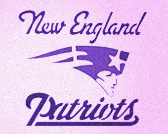 picture regarding New England Patriots Printable Logo named Patriots brand Etsy