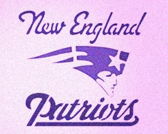 picture regarding New England Patriots Printable Logo named Patriots brand Etsy