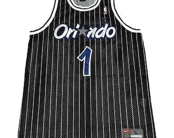 33d88c19f46 Vintage Orlando Magic Tracy McGrady Jersey