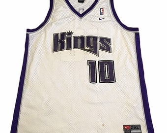 ad8c2928ddb Vintage Sacramento Kings Mike Bibby Jersey