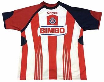 8b98f26f2 CD Guadalajara Chivas  18 Jersey