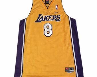 cf391145723 Vintage LA Lakers Kobe Bryant Jersey