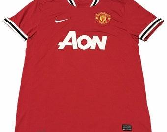 ec526deb892 Nike Manchester United  10 Walker Jersey