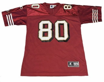 20393feee Vintage San Francisco 49ers Jerry Rice Jersey