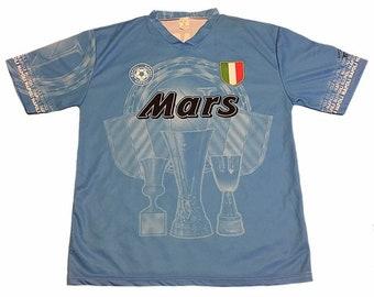 bea5e6e08 Vintage Napoli Diego Maradona  10 Jersey