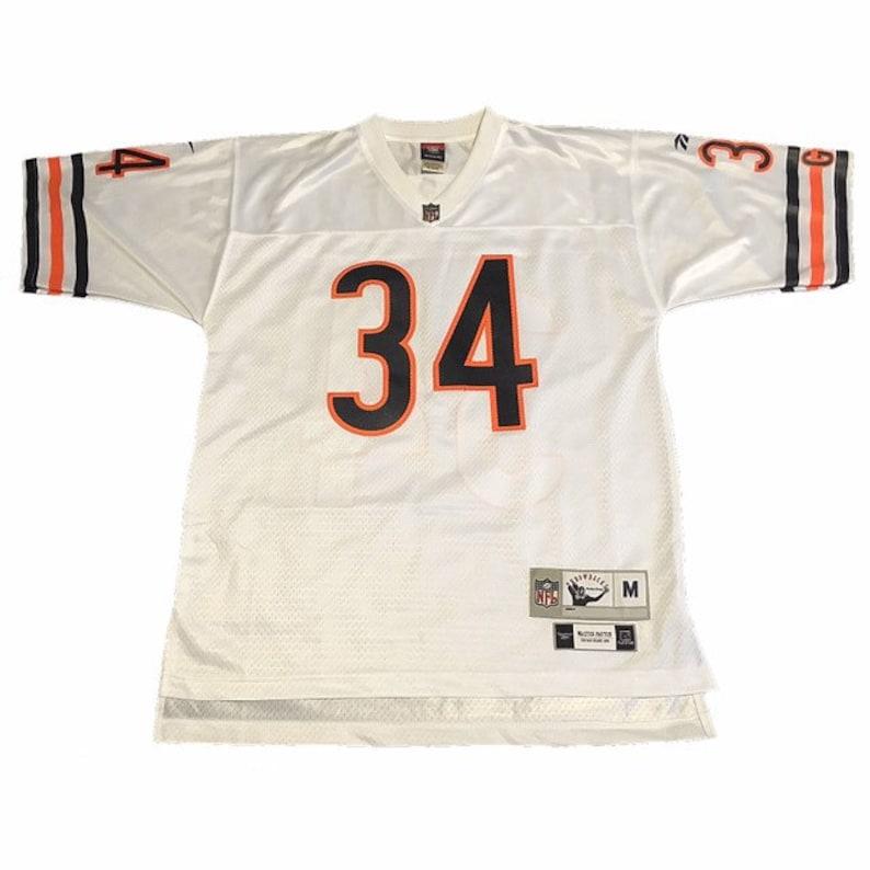 3d519ef85 Throwback Chicago Bears Walter Payton Jersey