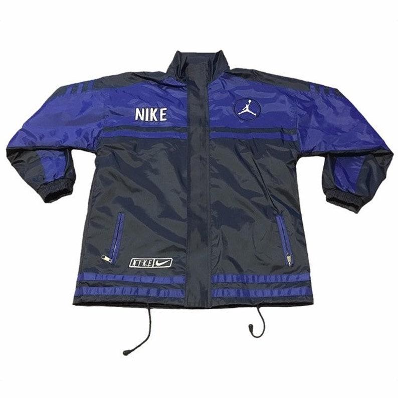 0d22f2a3145 Vintage Nike Jordan Jacket | Etsy