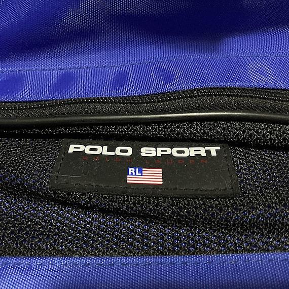 Vintage Polo Sport Bag - image 3