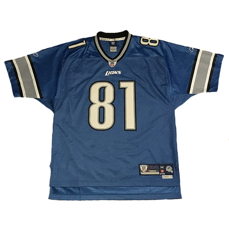 cheap for discount fd326 17b4e Detroit Lions Calvin Johnson Jersey