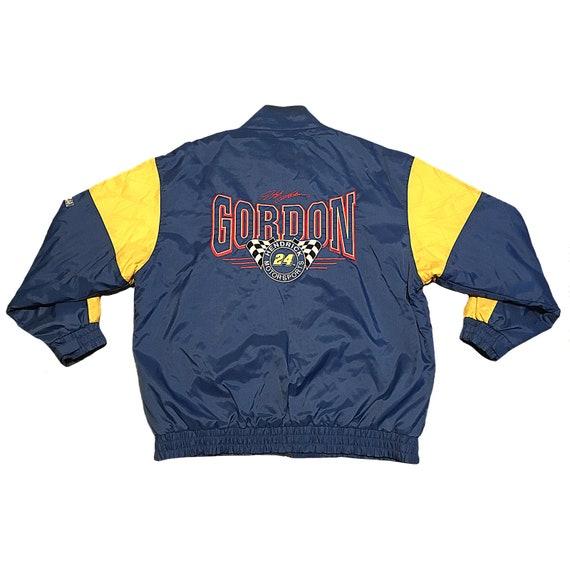 Vintage Jeff Gordon NASCAR Jacket