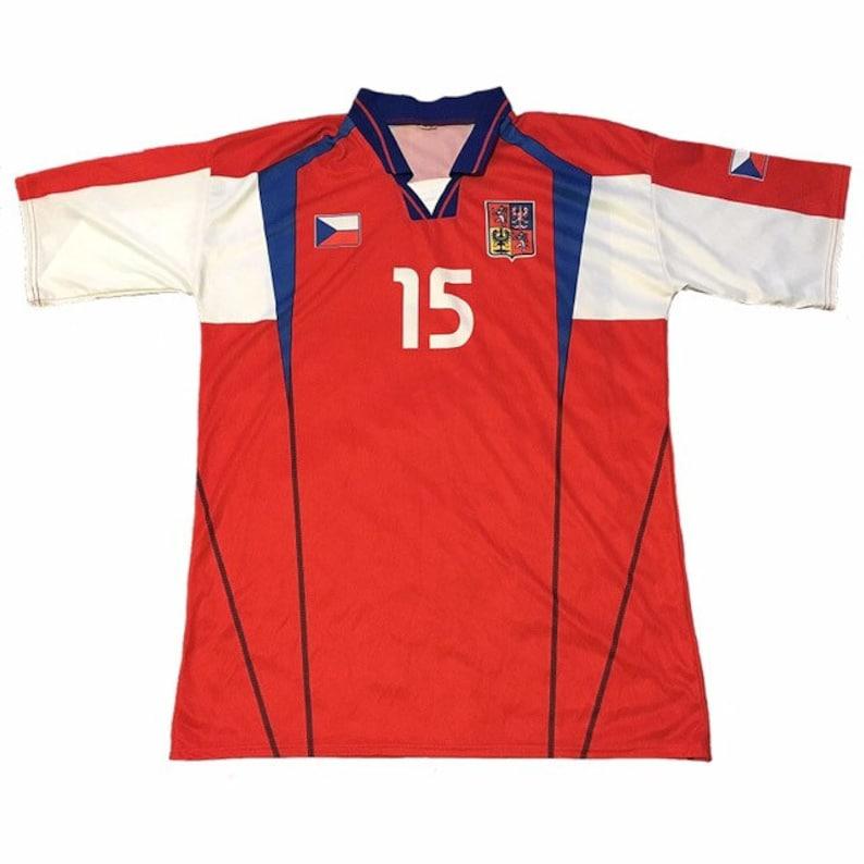 Czech Republic Milan Baros Jersey  0cf8b1b1d