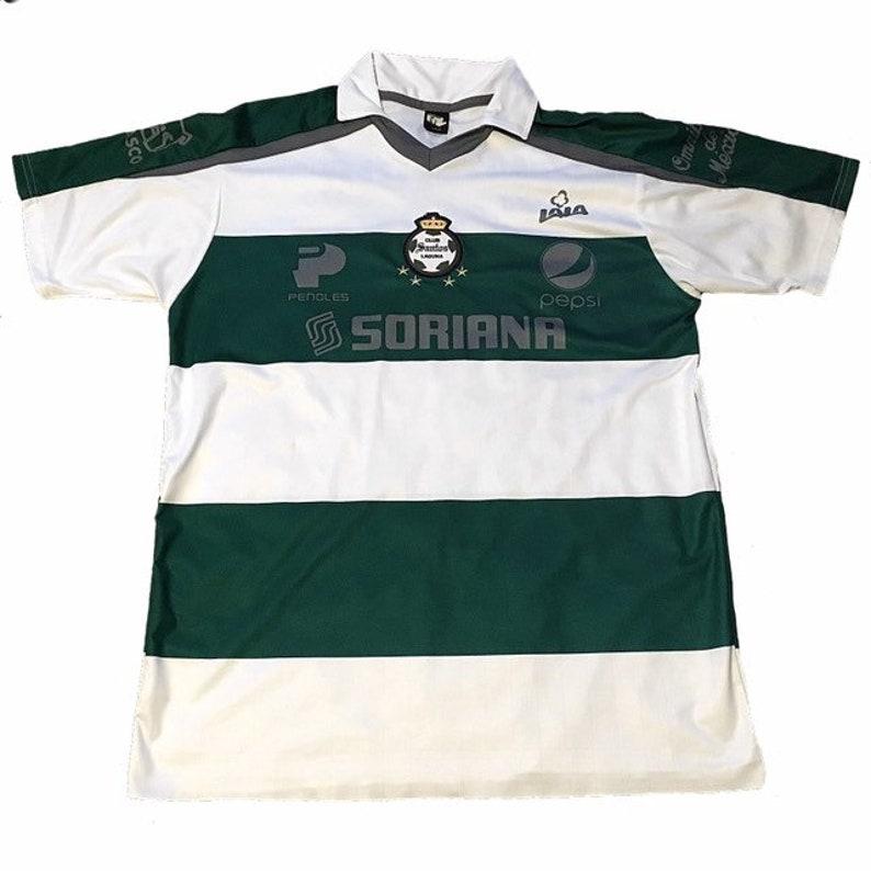 c2771999e Club Santos Laguna Jersey | Etsy