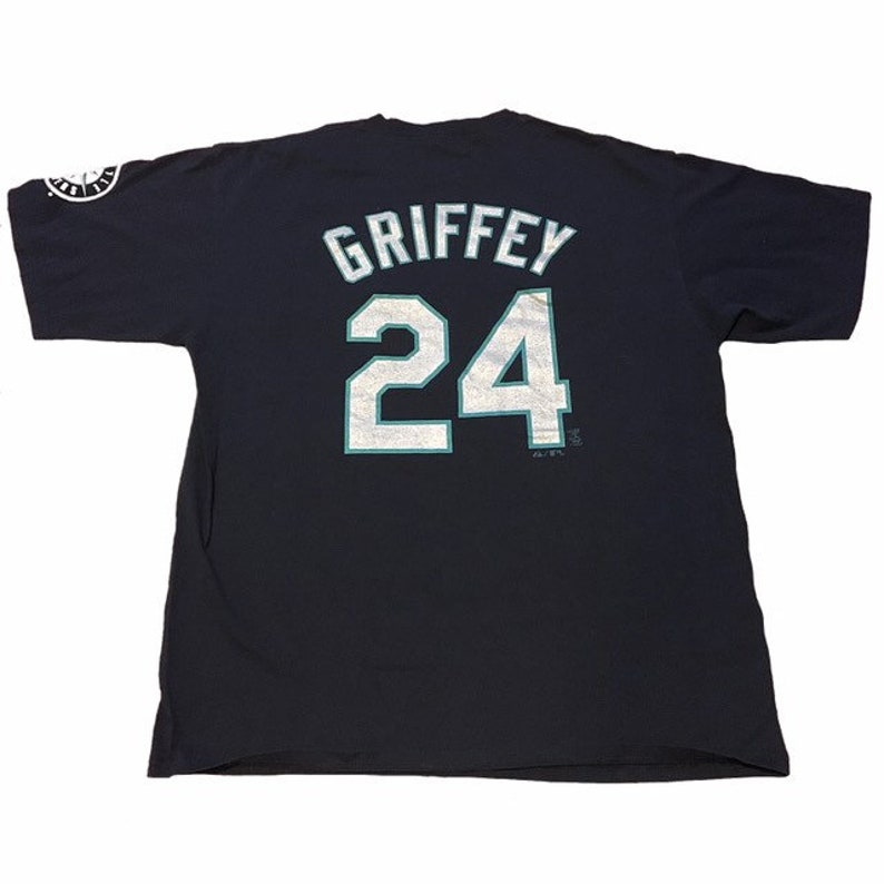 watch 64360 043d8 Seattle Mariners Ken Griffey Jr. T-Shirt