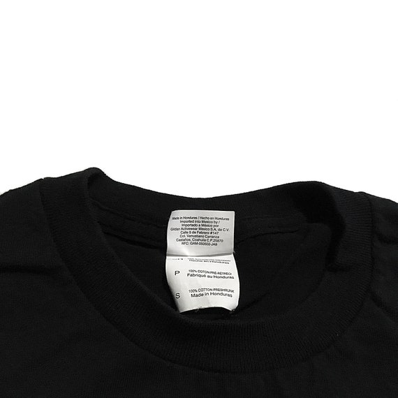 The Invisible Man Toddler T-Shirt Bandage Mask Black Tee