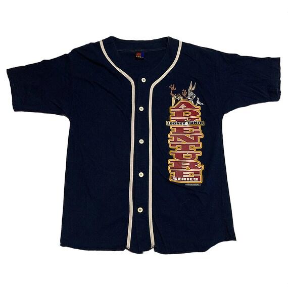 Vintage Looney Tunes Baseball Jersey