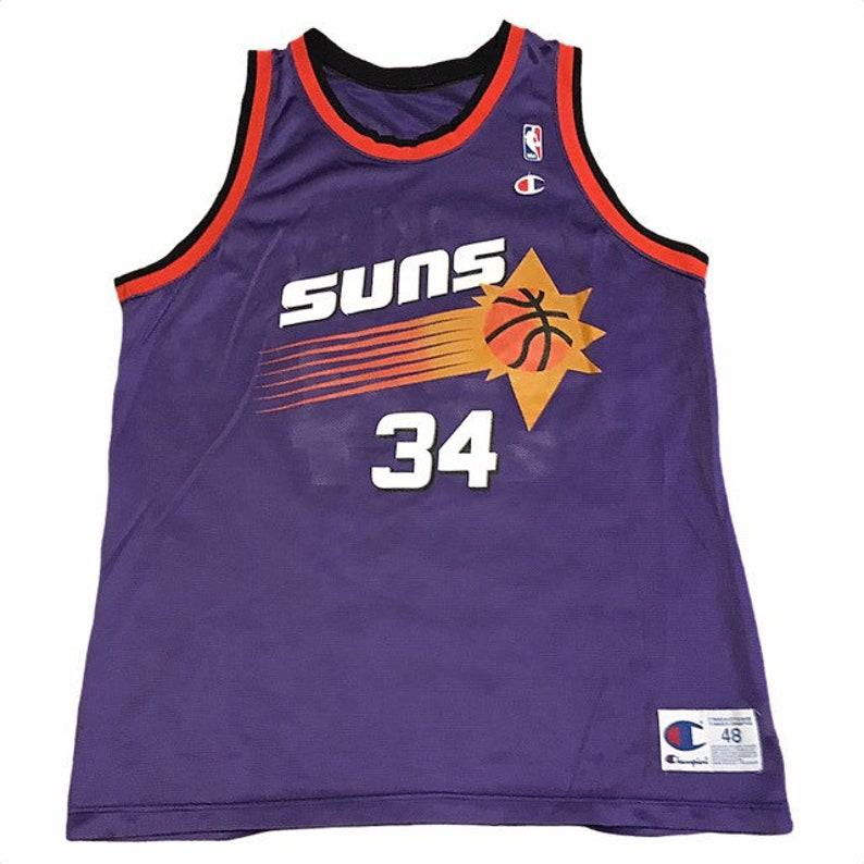 low priced 815c4 00269 Vintage Phoenix Suns Cherlea Barkley Jersey