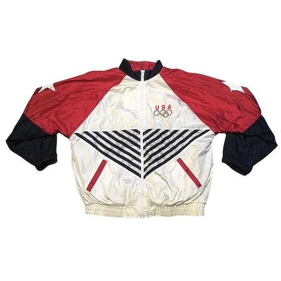 Vintage USA Olympic Jacket
