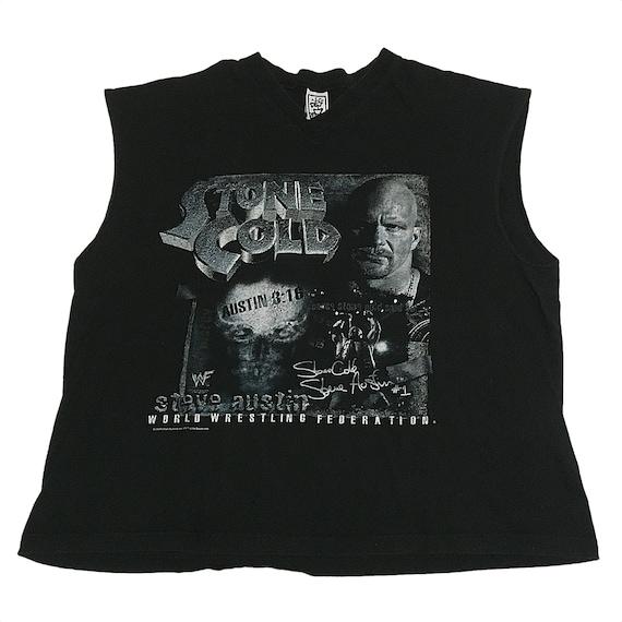 Vintage Stone Cold Steve Austin T-Shirt