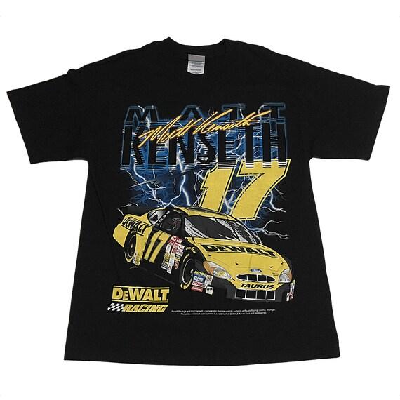 Vintage NASCAR Matt Kenseth T-Shirt
