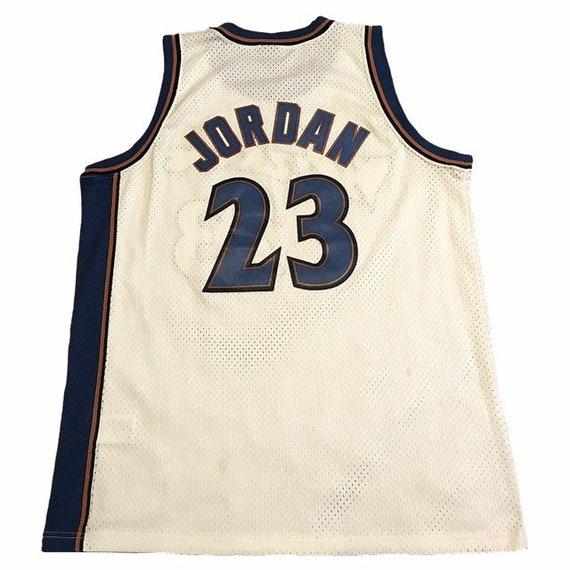 cheap for discount 76dbd 714a7 Vintage Washington Wizards Michael Jordan Jersey