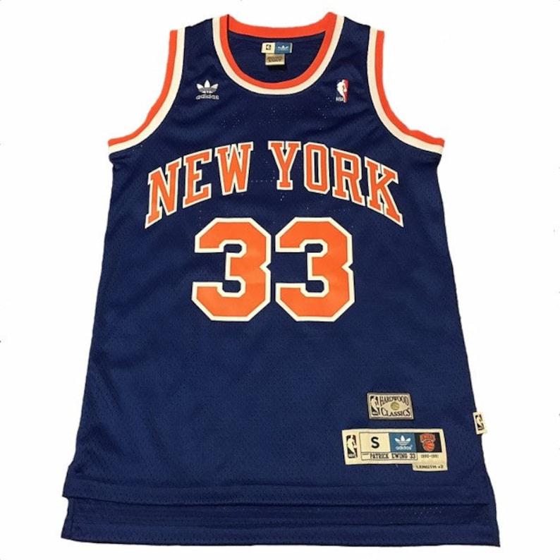 hot sale online d45c6 2627e New York Knicks Patrick Ewing Jersey