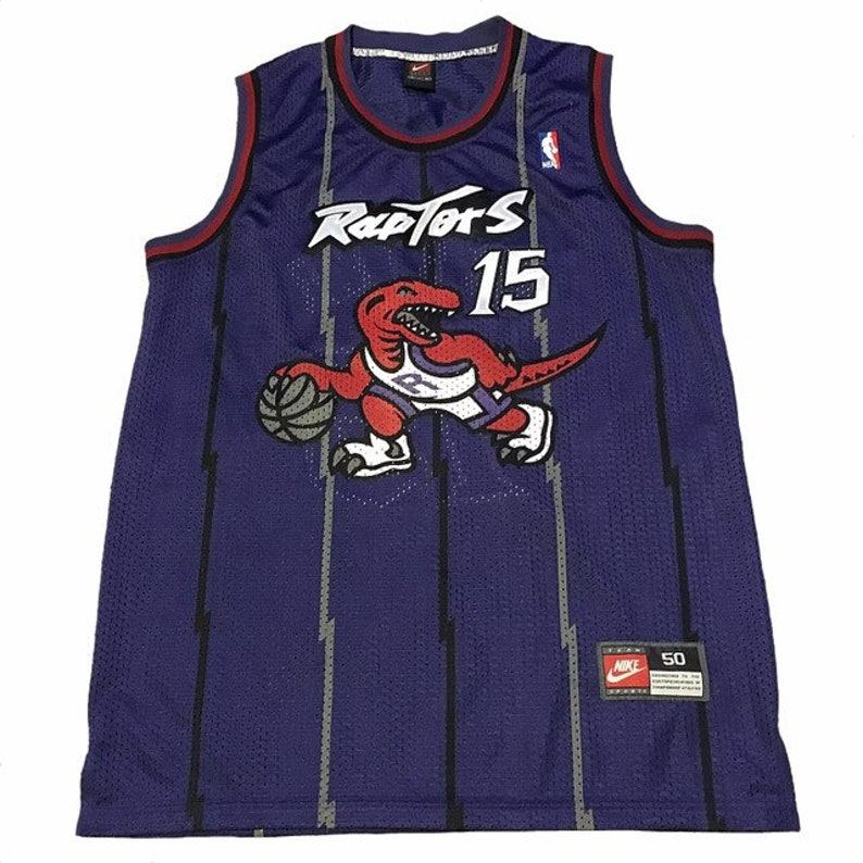 61cc5198b178 Toronto Raptors Vince Carter Jersey