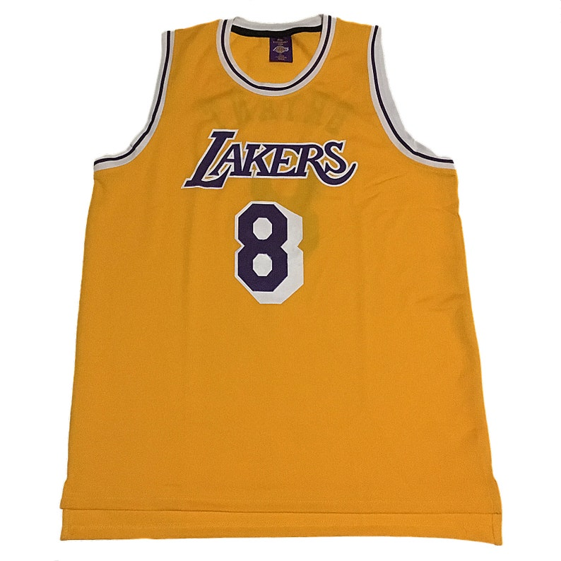 super popular 31544 0e081 Vintage L.A. Lakers Kobe Bryant Jersey