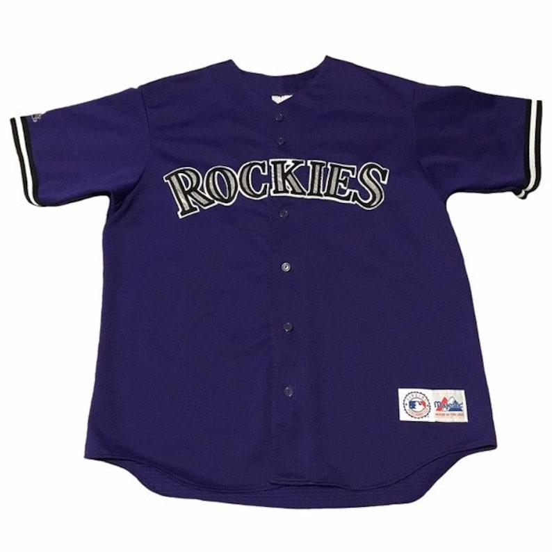 colorado rockies jersey