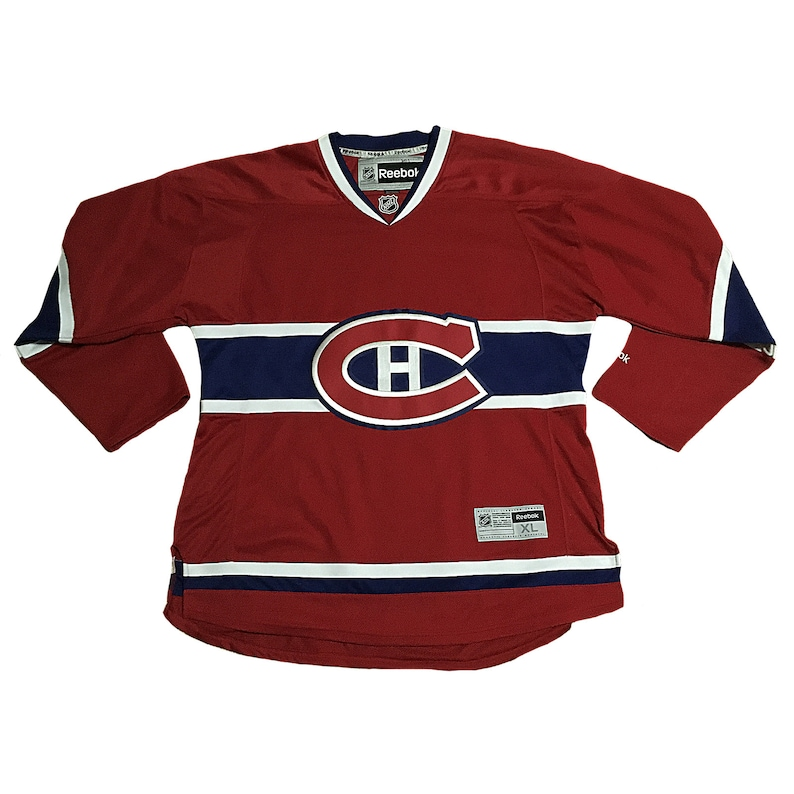 info for 3297b bef80 Montreal Canadiens Jersey