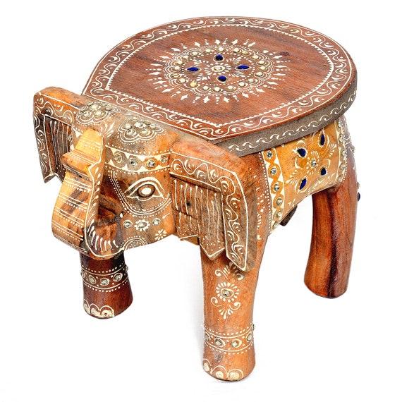 elephant stool