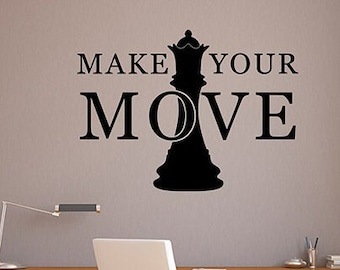 Chess decor | Etsy
