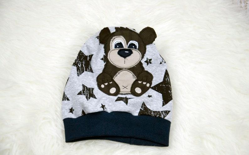 Summer beanie beanie culibe beanie cap child hat star image 0