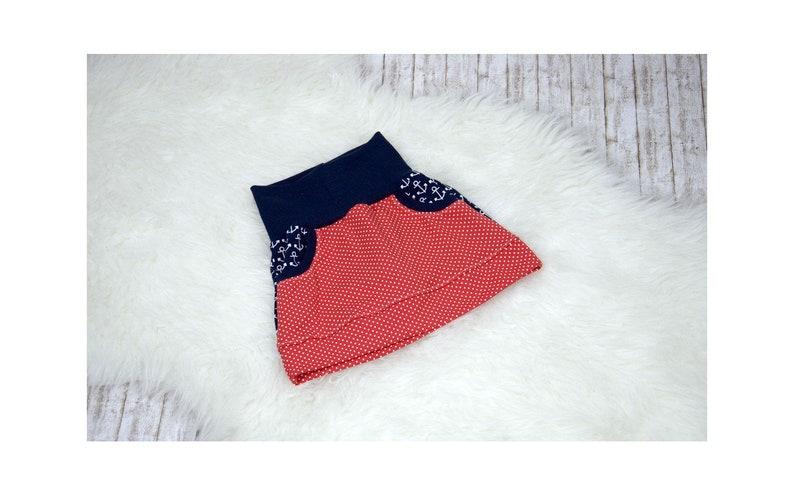 Girls Skirt Skirt Summer Skirt Size 80-92 image 0