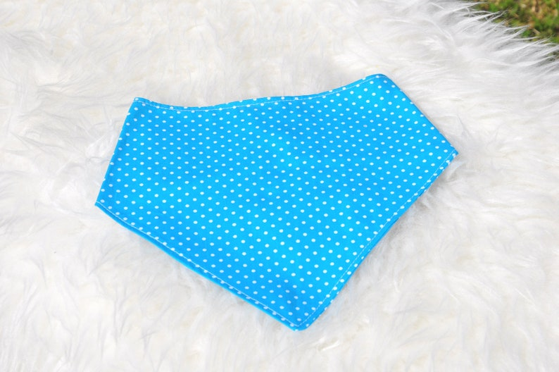 Neckerchief baby cloth triangle cloth spitting cloth image 0