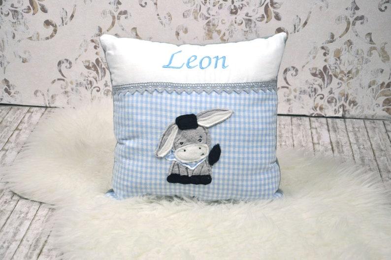 Pillow Birth Pillow Name Pillow image 0