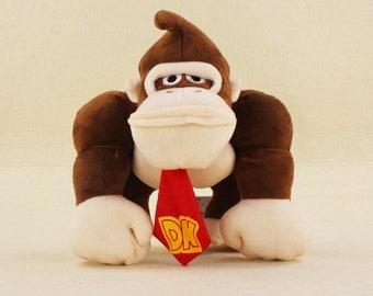 Donkey Kong Plush Etsy