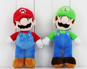 Mario plush | Etsy